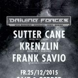 Frank Savio @ DFR X-Mas Showcase   Salt&Pepper, Pforzheim (25-12-15) Live Recording