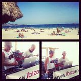 IGOR MARIJUAN & DJ JAXX / 100% Ibiza from Sands Beach Club / 01.07.2013 / Ibiza Sonica