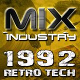► Retro TECHNO 1992 pt.1 ► @ MIX INDUSTRY Radio
