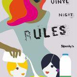 Flyer Saucer/PSYCHE VINYL Night Part 01 - LIVE from @spankysdowntown
