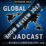Global Club Broadcast Episode 063 (Dec. 27, 2017)