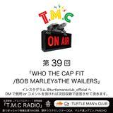第39回 レゲエバラエティ番組「 T.M.C RADIO」 専業主婦 NAOMI, 博学ラスタ OGA, マルチ風レゲエ人 PANCHO