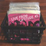 """Live From Latitude 45 April 2018 - All 7"""" Mixshow"""