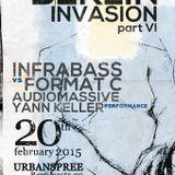 Yann Keller extract live at Berlin Invasion VI (urban spree/Berlin)