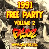 1991 Free Party Rave Mix (Volume 2)