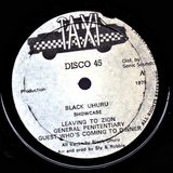 "BLACK UHURU ""SHOWCASE"" (TAXI) 1979"
