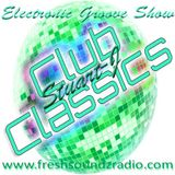 Electronic Grooves Show - Club Classics - FreshSoundz Radio