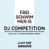 Freischwimmer 15 DJ Competition – DJ XAVEZ