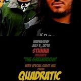 QUADRATIC dj mix for STUNNA's greenroom show on bassdrive.com [download link]