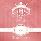 Deep in Mind Vol.77 By Manu DC