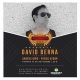 David Berna @ Red Room (Pereira / Colombia)