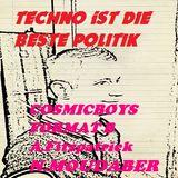 #Techno ist die bestePolitik mixed by #cologneandy #Technofamily #onlytechno #awakenings