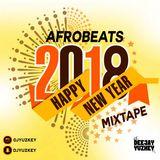 AFROBEATS NEW YEAR MIXTAPE BY DEEJAY YUZKEY