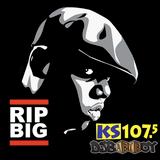 Notorious BIG Tribute on KS1075 with Tony V