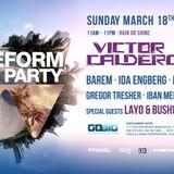 Layo & Bushwacka - Waveform Pool Party, WMC 2012 (Miami, USA) - 18.03.2012
