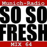 Munich-Radio Christian Brebeck Mix 64 (28.09.2013)