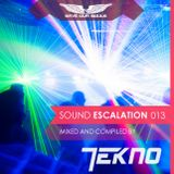 TEKNO pres. Sound Escalation Podcast 013 with Aprocltd