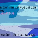 Gadafi Dub @ Üksõik - Tallinn 17.08