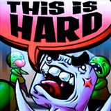 This is HARD - Ep.12 - January 2015 - mixed by Apeks