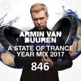 Armin Van Buuren – A State of Trance 846 (Yearmix) – 28-DEC-2017
