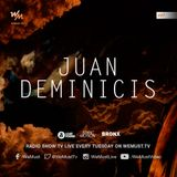 We Must Radio S4E97 - Juan Deminicis - Dj Set