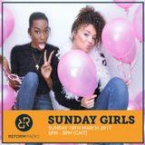 Sunday Girls 19th March 2017