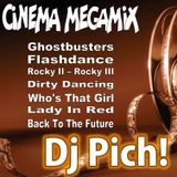 DJ Pich - Cinema Megamix '80s