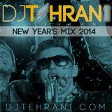 DJ Tehrani presents Fresh 4 Fridays - New Year's Mix 2014 v2