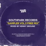 Southpark Sampler Vol.3 - Free Continuous DJ Mix by Kenny Ground