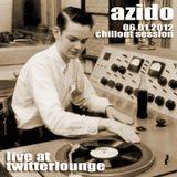 Dj Azido - Live @ Twitterlounge - Chillout Session 06.01.2012