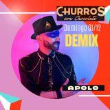 Sesión Churros BCN-Demix_Dj-