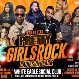 Troopa Fire and Wild Child presents - Pretty Girl Rock @ White Eagle Social Club (March 17, 2017)