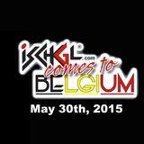 DJ Lars van B live at Ischgl comes to Belgium 2015
