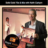 Solid Gold 70s & 80s with Keith Carlyon: 30th April 2017