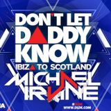 Michael Irvine @ Dont Let Daddy Know Scotland 27/02/16