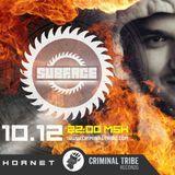 Molotov Cocktail #013 - Subface [UA] guest mix (10.12.15 Criminal Tribe Radio)