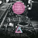 Grains Bros. - Live 2013