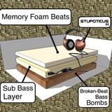 Stupoticus_H - Memory Foam Beats