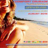 Comfort Crusade Electronic Lounge Florianopolis Aug 2015