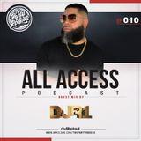 The Party Rockas All Access 010 - DJ R1