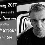 RAVE EMOTIONS RADIO SHOW (13RaVeR) - 22.02.2017. Dave The Drummer Guest Mix @ RAVE EMOTIONS