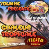 Chaleur Tropicale 17 Septembre - musique zouc