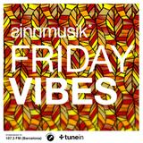 sinnmusik* Friday Vibes Show (23.09.2016 ) - Vibe Killers, Oli Furness, Adesse Versions & more...