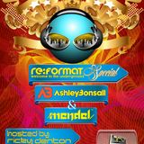 Trance Tuesday Presents RE:FORMAT special with Ashley Bonsall and Mendel