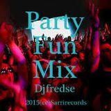 Djfredse - Party Fun Mix (cc)Sarrirecords 13-03-2015
