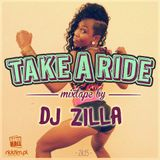 Zilla - Take a ride mixtape (2015)
