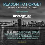 Reason To Forget - Anniversary Show - Guest Mix Oliver Petkovski (28.05.2016)