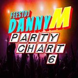 Partychart 6 (voorheen hoempaton & gaserop) - FeestDj Danny M