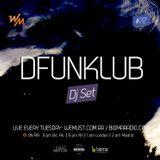 We Must Radio #72 - DFUNKLUB - Dj Set