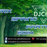 Mix Spring Party 2014 - Dj C@7